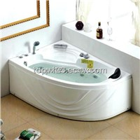 Acrylic Massage Bathtub (MT-8302)