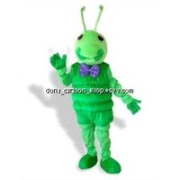 Adults cartoon mascot costume Green Bug Disney movie cartoon costume  dress costume for promotion
