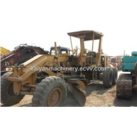 CAT 140G Used Caterpillar Motor Grader Origin Paint Origin Japan