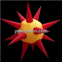 Cool Multi-Function Decor Lighting Inflatable Lights Star for Bar Party Wedding Stage Decoration