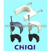 Nail Cable Clip CHR4MM to 40mm for Electrical Wire Clip