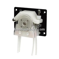 Peristaltic Pump Head(DW10-1/DW10-2/DW10-3) chemical resistance micro flow