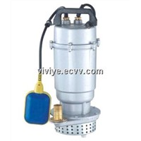 QDX QX OF SMALL  SUBMERSIBLE PUMP SERIES