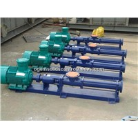 SPECIAL MATERIAL Screw Pump from CHN