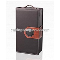 Single Leather Wine Case from Wine Box Manufacturer