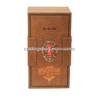 Top Quality Single Leather Wine Box