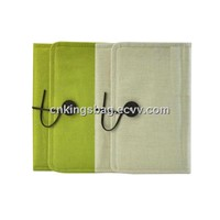 Unique Design Fashion Eco Book Folder, Cotton File Folder