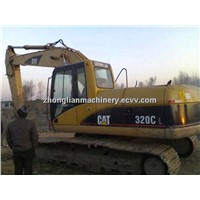Used Caterpillar Crawler Excavator 320CL