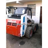 Used Bobcat 743 Skid Steer Loader