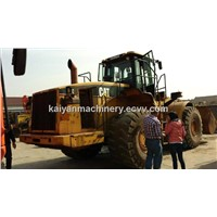 Used CAT 980G Loader Original Paint In Good Condition