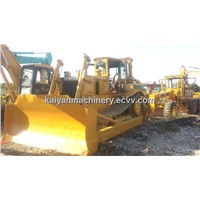 Used CAT Bulldozer D7H Ready for Work!