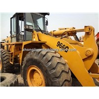 Used Caterpillar 966G Front Wheel Loader