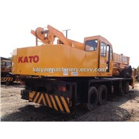 Used KATO Truck Crane NK400E/ Used KATO 40ton Truck Crane in Good Condition
