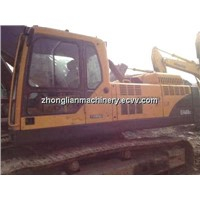 Used Volvo EC460BLC Crawler Excavator 46Ton On Sale