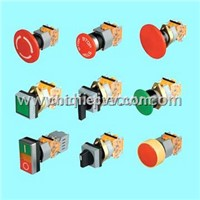 XB2, XB4, XB5 Type Push Button Switch for Electric Machine Tool