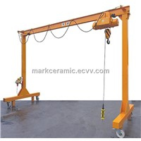 025--10T  Mini Gantry crane/small gantry crane