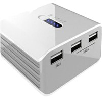 10400mAh Mobile Phone Battery Multi Charger for Travel