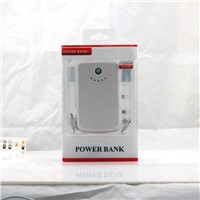 12000mah Universal Charger with Interchangeable Adapters