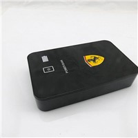 15000mah Dual USB Power Bank External Charger for Mobile Tablet