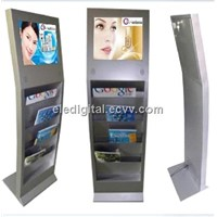 17'' floor standing digital signage for retail store,supermarket