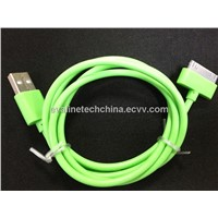 2M Meter Extra Long USB Data Charger Cable Lead For iPhone 4 4S 3GS iPod i-Touch