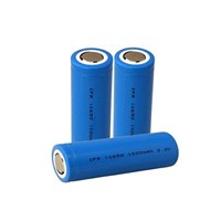 3.2V rechargeable LiFePO4 battery cell