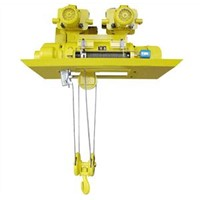 3.Metallurgy oriented Hoist