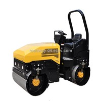 3 ton ride on road roller