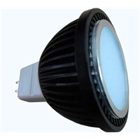 CE ROHS Approved CRI>80   3w MR16 COB LED Spotlight