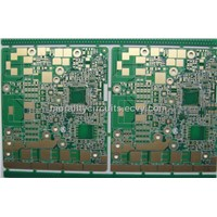 4-Layer PCB For Soler Energy, competitive price PCB
