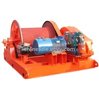 5T 10T 25T 50T 100T Electric Winch With CE,ISO
