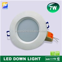 7w led  ceiling lights with CE/RoHS/SAA