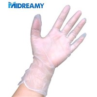 9 Inches Vinyl Disposable Gloves
