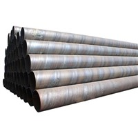 ASTM A53 Carbon Steel Spiral Pipe