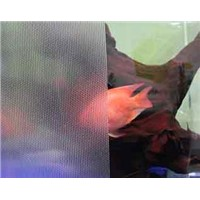 Acrylic Pear Shaped Prismatic sheet