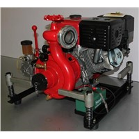 Air-cooled fire pumps with Engine LF188 BJ-10G