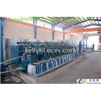 Aluminum Rod Continous Casting and rolling line