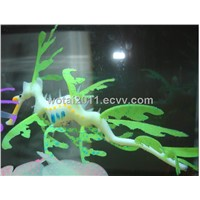Aquarium landscape silicone bionic the leafy sea dragons(big)