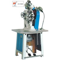 Automatic Eyeleting Shoes Machine.