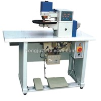 Automatic Speed Change Cementing & Folding Machine