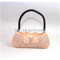 Bag shape ring holder  jewelry rack jewelry bags