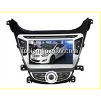 CAR DVD GPS PLAYER FOR HYUNDAI ELANTRA 2014