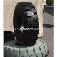 Chinese New High Quality Forklift Solid Tyre