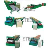 Cold Roller Forming Machine