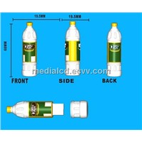 Custom Logo Bottle USB Memory Stick