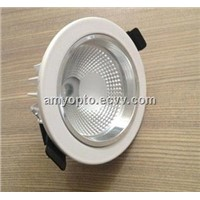 Discount CE COB LED down light 5W AC85-265V