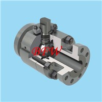 Forge steel ball valve