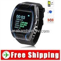 GPS - GSM - GPRS Watch Tracker SOS Function