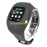 GPS Tracker Watch GSM GPRS Security Surveillance Tracking HC618