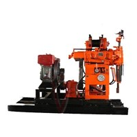 Geological Exploration Diesel Core Drilling Rigs XY-130